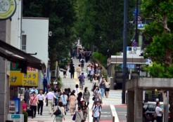 九段下駅周辺